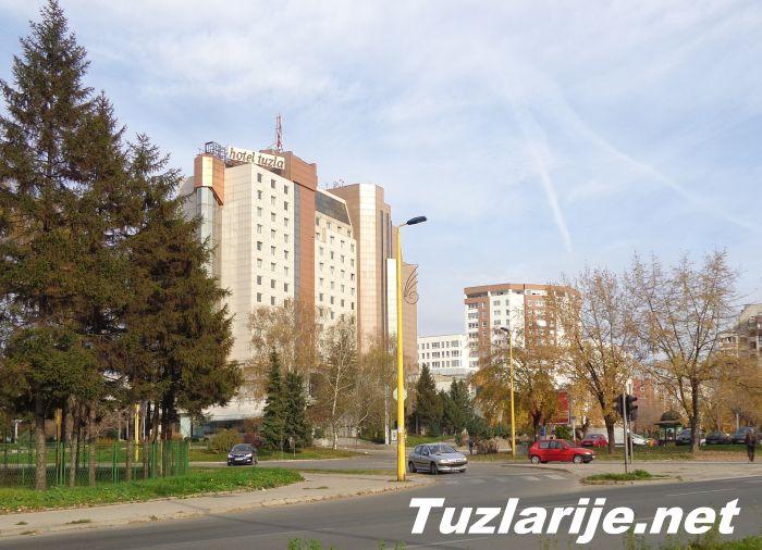 Tuzlarije - Hotel Tuzla