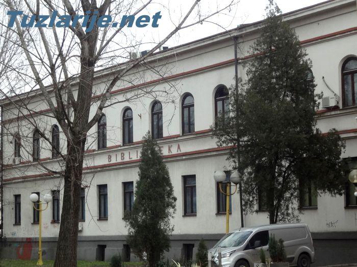 Tuzlarije - NUB - Biblioteka