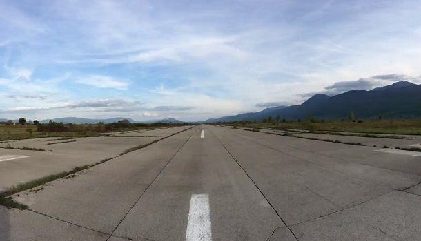 Aerodrom Željava